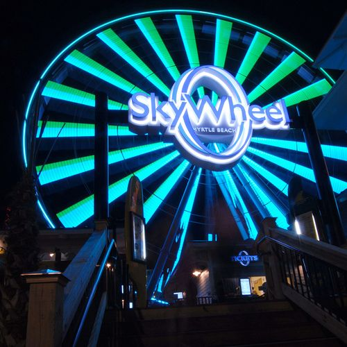 SkyWheel at Myrtle Beach, SC