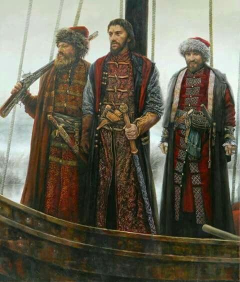 La Russie au Moyen ge : le commencement de l'histoire russe