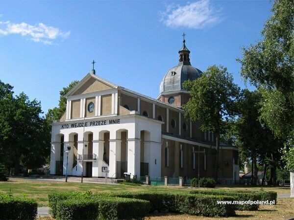 Kościół garnizonowy - Skierniewice