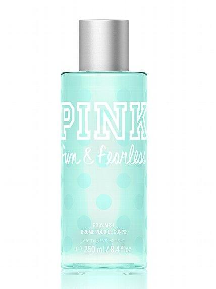 PINK NEW! Fun & Fearless Body Mist #VictoriasSecret http://www.victoriassecret.com/pink/beauty/fun-fearless-body-mist-pink?ProductID=99145=OLS?cm_mmc=pinterest-_-product-_-x-_-x