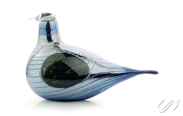 iittala Birds by Oiva Toikka Pheasant. Since 1981.