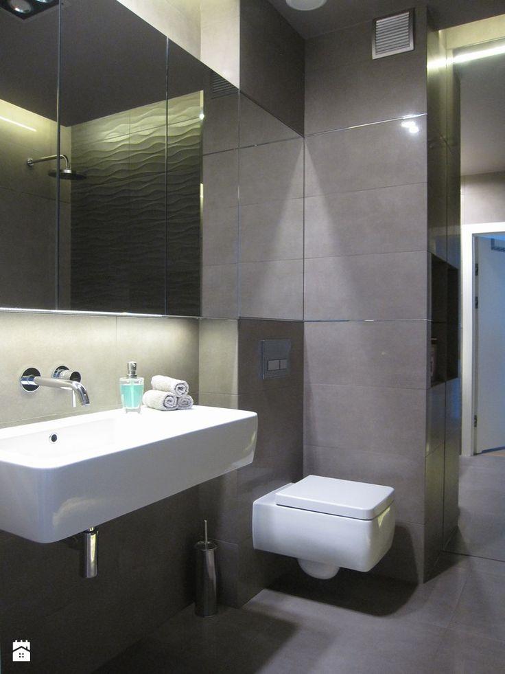 Łazienka styl Minimalistyczny - zdjęcie od ArtEfekt - Łazienka - Styl Minimalistyczny - ArtEfekt