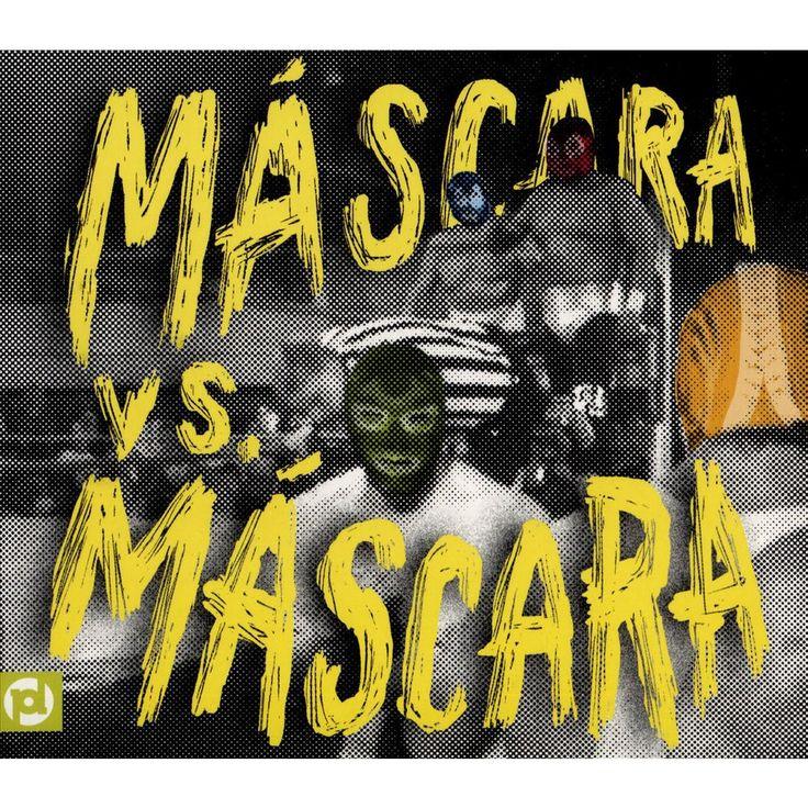 Mascaras - Mascara Vs. Mascara (Vinyl)