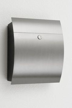 CMD Edelstahl Briefkasten Edition 47 von CMD - new design - 10-Edition 47x online kaufen in unserem Shop   www.bruh.de