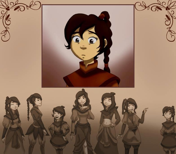 """Real Avatar Girl: """"Go Ahead And Laugh All You Want. You Wanna Know Why I"""