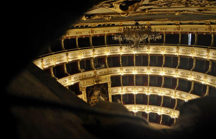 Il Teatro Regio (Ph. Annalisa Andolina)