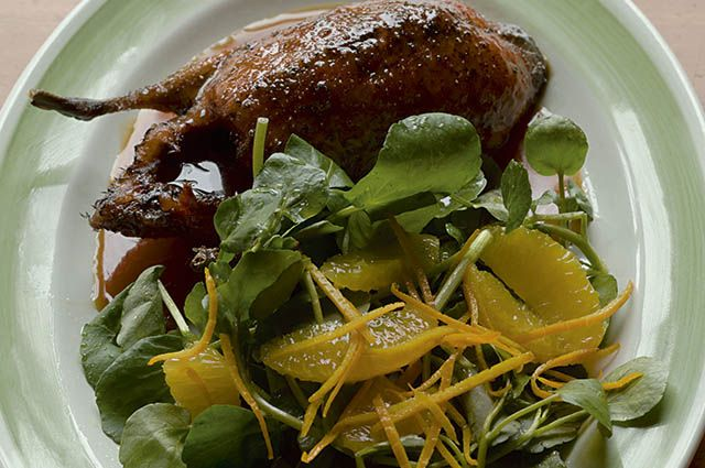Partridge or teal are easy to cook and delicious at Christmas, says Simon Hopkinson