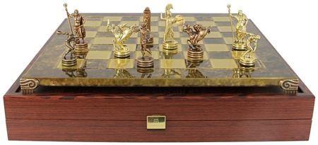 Manopoulos Шахматы олимпийские игры  — 13780.8 руб.  —  Серия: Шахматы Упаковка: Обычная упаковка