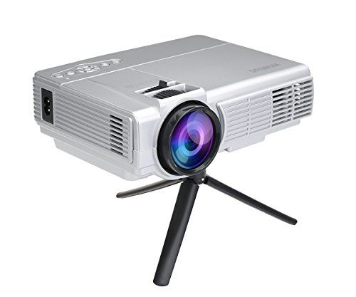 favi led-3 home theater 1080p hd mini projector review