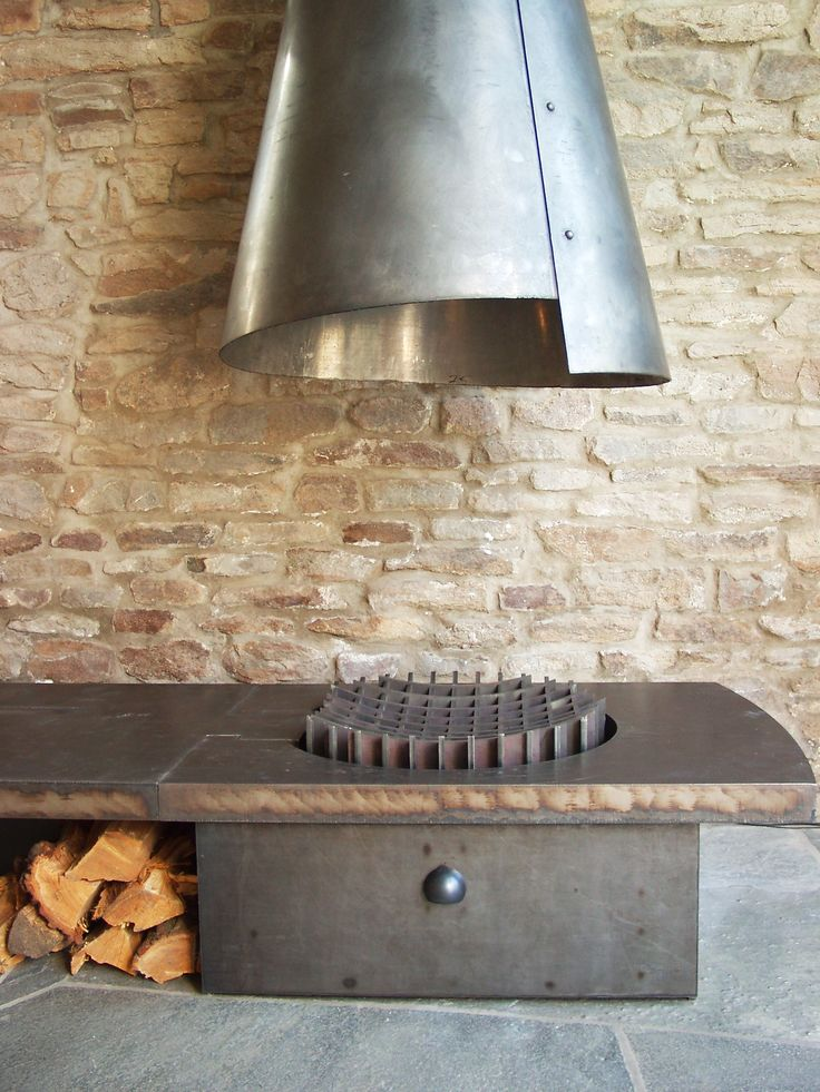 Stahlkamin, Werkstatt für Metallgestaltung Michael Stratmann