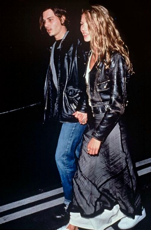 johnny & kate #style #fashion #celebrity