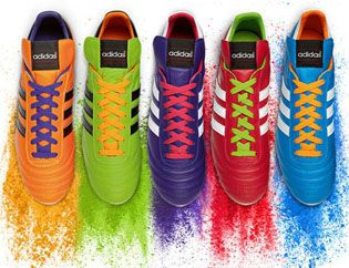 Amazing popular bright colour Soccer/Football Boots.