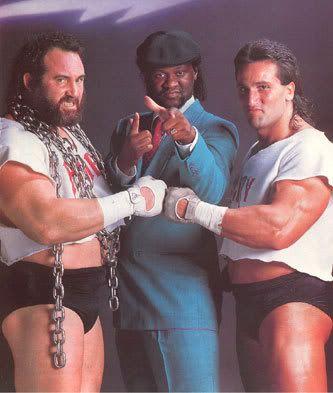 Paul Roma WWF | Hercules Hernandez..Power and Glory | WWE ...