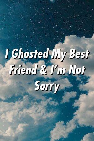 Fantasmei meu melhor amigo e não sinto muito   – Love Hunt