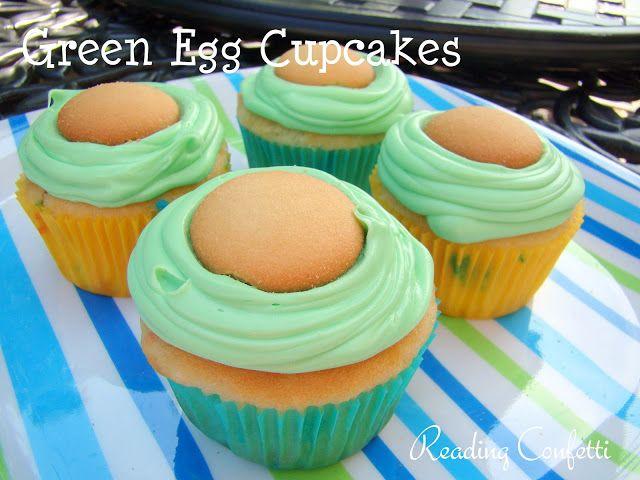 3 Treats for Green Eggs & Ham from Reading Confetti