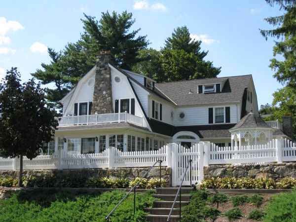 144 best dutch colonial houses images on pinterest dutch for Dutch style homes