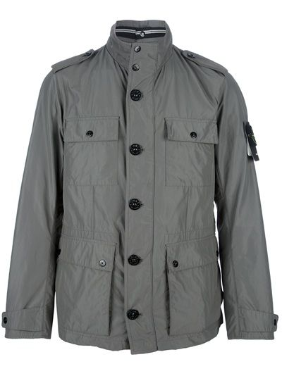STONE ISLAND Field Jacket worn by Noel Gallagher