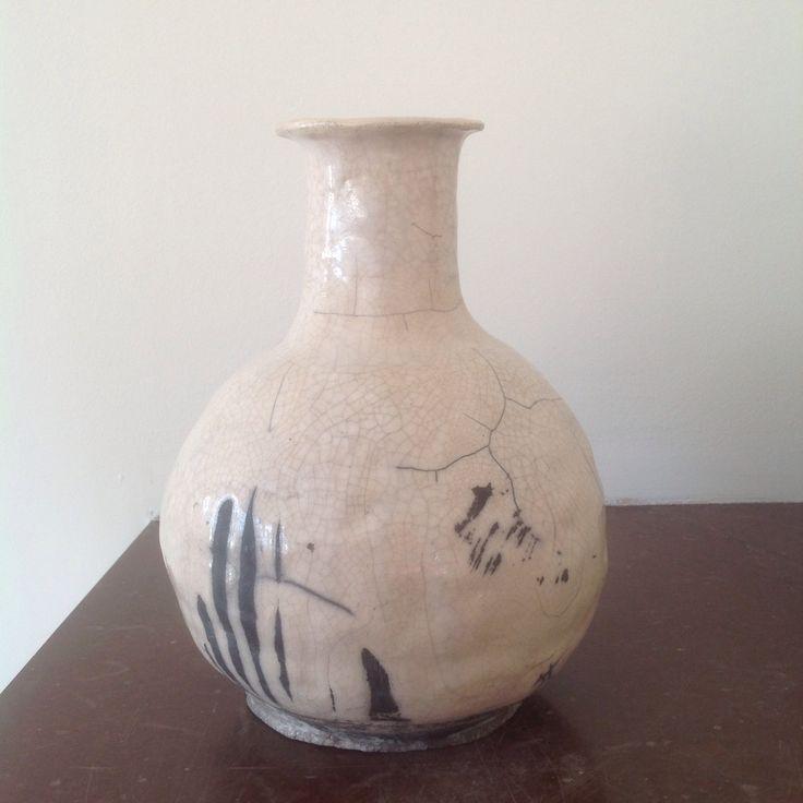Pottery raku