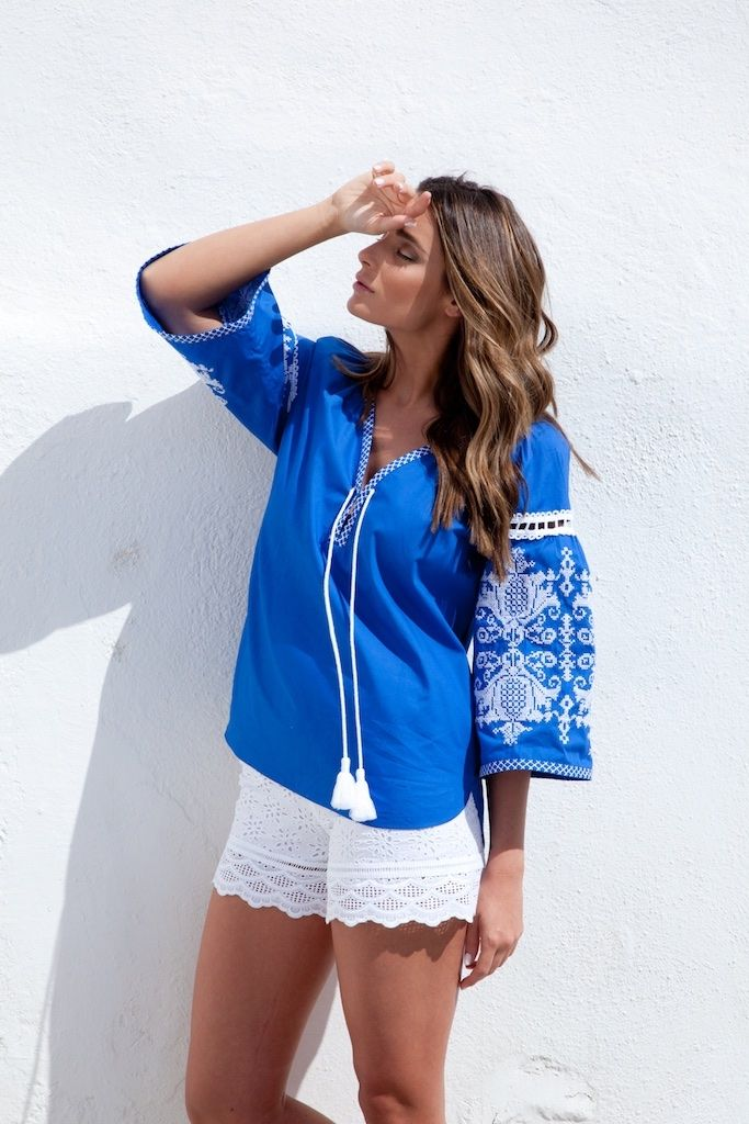 Ancient Kallos -The First Greek Resort Wear Brand | Living Postcards - The new face of Greece