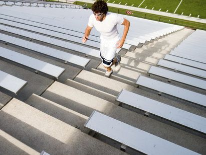 How to Train for a Stair Climbing Race | Movement | EXOS Daily | EXOS formerly Core Performance