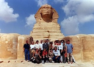 Stand between the paws of the Sphinx: One of the most powerful places to visit in Egypt through spiritual travel. Change your life and raise the consciousness of the planet during the shift of the ages in 2012!: Places To Visit, Planets, Power Places, Spiritual Places, Egypt