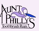 Aunt Philly's :: Home- toothbrush rugs