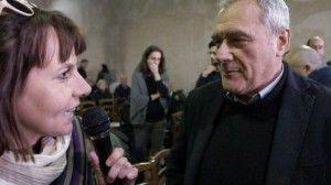 Il Presidente del Senato Pietro Grasso sulla libertà di stampa per LaSpeziaOggi