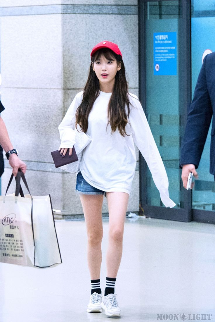 Iu Airport Fashion K Pop Fashion Pinterest