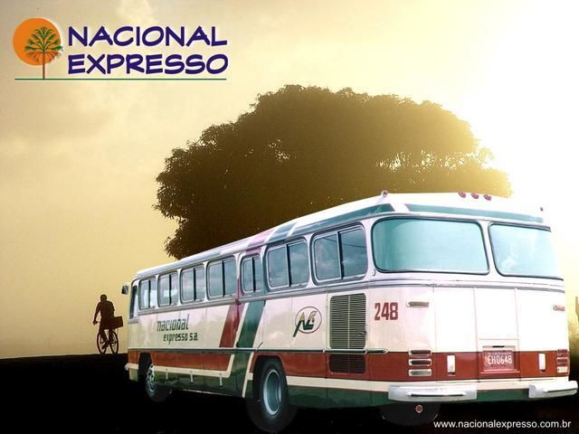 Nacional Expresso-248 - BARRAZABUS :Onibus do Brasil e do Mundo! - Fotopages.com