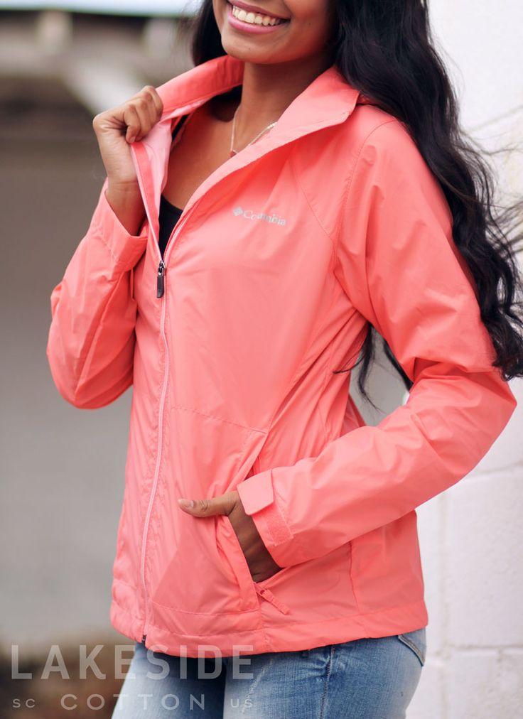 Columbia Women's Switchback™ II Rain Jacket   Lakeside Cotton