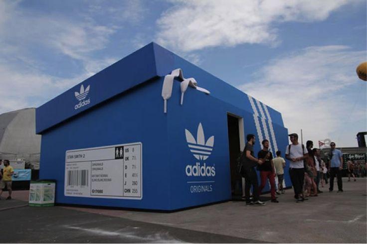 #NuggetsDeMercadeo - Adidas, creatividad e innovación en las tiendas.