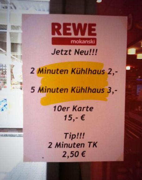 Als Rewe im Sommer das allerbeste Produkt anbot: | 33 Momente, als Rewe der absurdeste, witzigste und bekiffteste Laden war