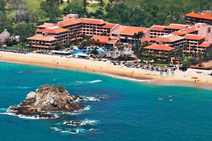 Huatulco, Mexico Barcelo Beach & Resorts