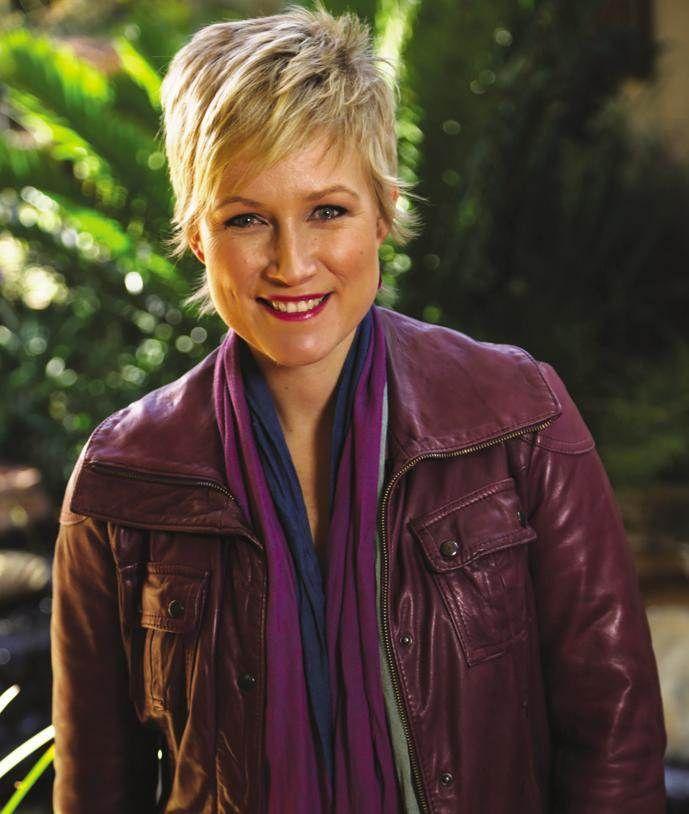 Lindie Strydom oor 'Geloof, hoop en liefde'
