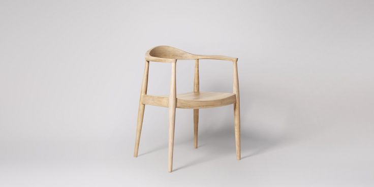 Olsen Mango Wood Dining Chair | Swoon Editions