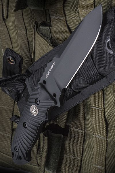 Wilson Combat StarLight Tactical Fighting Combat Fixed Knife Blade