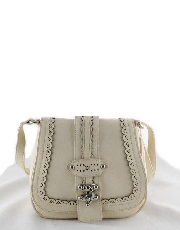 Vanitas Embroidered Shoulder bag