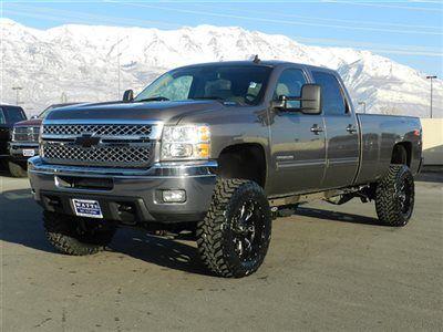 2012 Chevrolet SILVERADO 3500 HD LTZ Z71 Truck #wattsatuomotive #truck #lifed #liftedtrucks #gmc #chevy