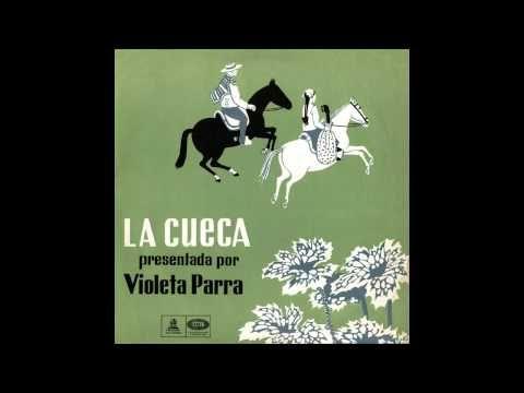 Violeta Parra - Floreció el copihue rojo - YouTube