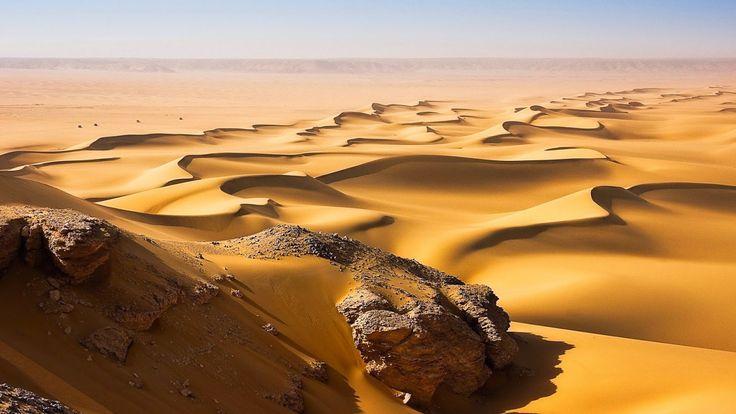 Zapach słów pisanych: Czar pustyni