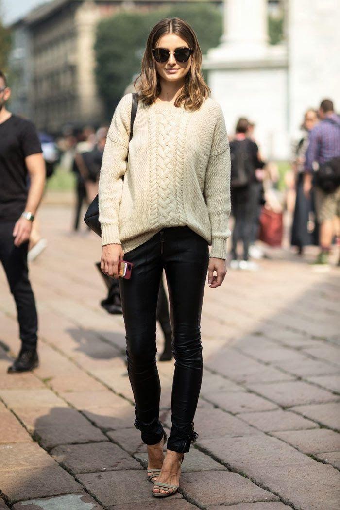 CURRENTLYSTALKING: Street Style: Andreea Diaconu