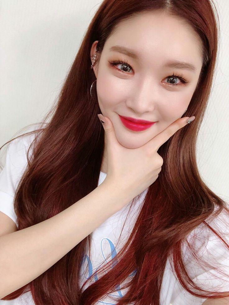 ChungHa (avec images) Maquillage, Corée, Queen