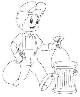 Blog De Atividades Fundamental 1 E 2 Colorir Desenho Dia Do