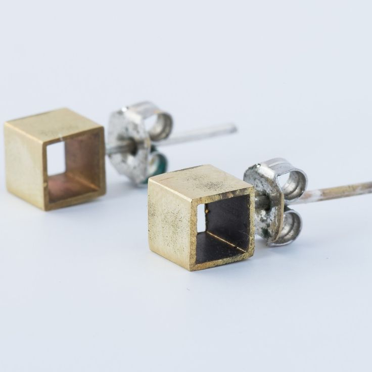 Aki studs - Opium Jewelry