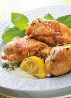 Biedronka - Kurczak cytrynowy z tymiankiem