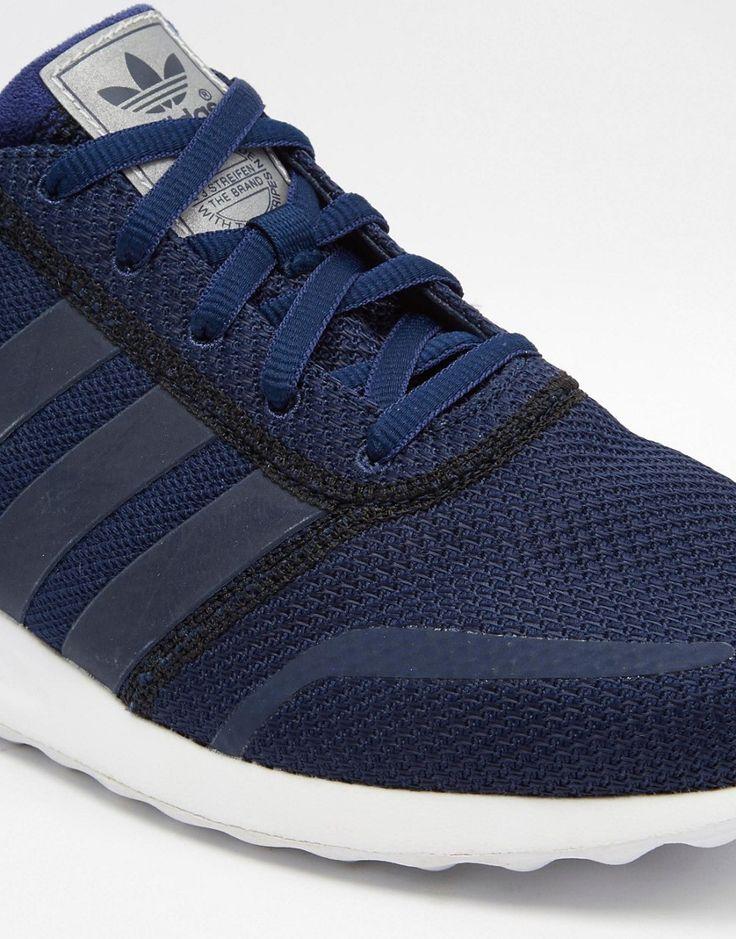 Image 4 of adidas Originals Los Angeles Sneakers S79020