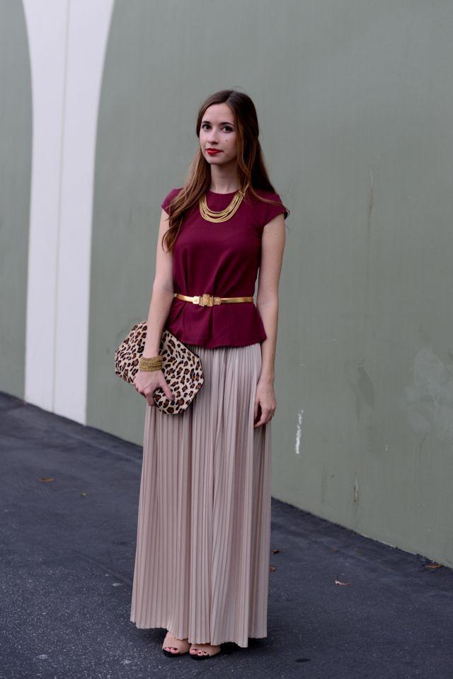 Best 25  Tan maxi skirts ideas on Pinterest | Tan skirt outfits ...