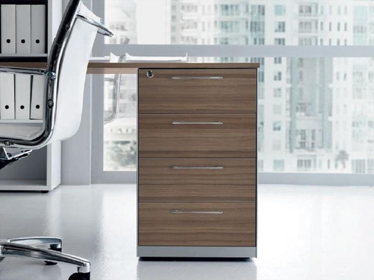 Awesome cassettiera ufficio in metallo lab system for Complementi di arredo per ufficio