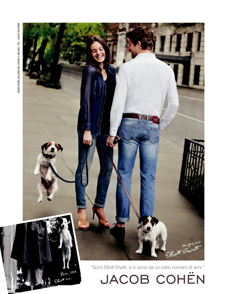 #JacobCohen #Advert #Campaign #SS12 #Jeans #Denim #Tailored #Italian #Luxury #Brand