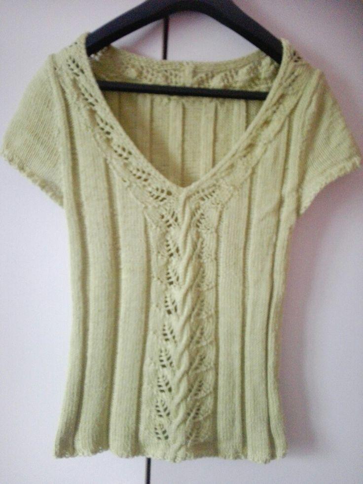 Pletene tričko